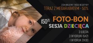 Fotobon - Sesja dziecięca